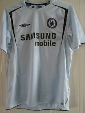 CHELSEA 2005-2006 away shirt football taille L / 35245