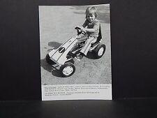 Vintage Photo, Miniature Cars, Children #32