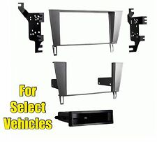 Stereo Radio Install Mount Dash Trim Car Face Kit for 02-10 Lexus SC430
