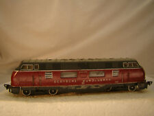Legendary German TEE Express Train Engine - HO scale - smooth runner, strong