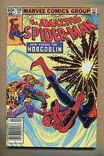 Amazing Spider-Man #239 - Strikes - 1983 (Grade 9.0) WH