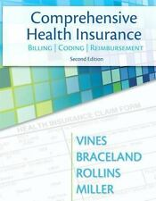 MyHealthProfessionsLab: Comprehensive Health Insurance : Billing, Coding and Rei