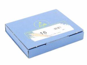 CPU Prozessor Antistatik Verpackung Versand Falt Karton ESD Safe Processor Box
