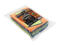 Pack of 14 Microfiber Cleaning Cloth Rag Car Polishing Detailing Towels 12 x 16