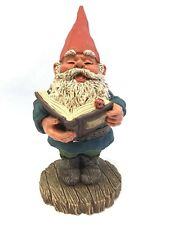 """Enesco Singing Gnome Hubert Limited Ed. by Klaus Wickl 9"""" 1994"""
