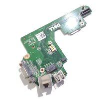 Genuine Dell Latitude E5420 ordinateur portable USB ETHERNET VGA Board Câble 63N3K