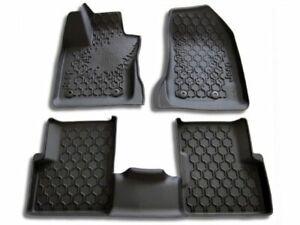 2015-2021 Jeep Renegade All Weather Slush Mat Floor Black 82214194AC OEM