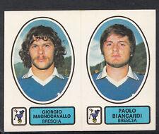 PANINI CALCIATORI FOOTBALL Adesivo 1977-78, N. 388, BRESCIA, Paolo Biancardi