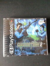 PS1 SYPHON FILTER 2 US 2 CD NEUF/Scellé-NEW/SEALED