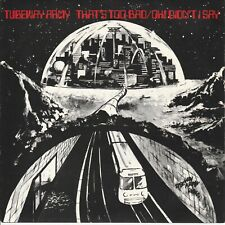 TUBEWAY ARMY - That's Too Bad - FACTORY SAMPLE - Gary Numan