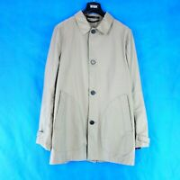Drykorn Men's Jacket Business Men Jacket short Coat Ulster 52 Beige New