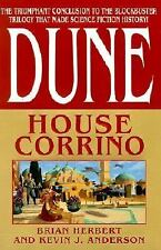 Dune House Corrino by Brian Herbert, Kevin J. Anderson (2001, Hardcover) SIGNED