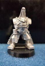 Warhammer 40k Rogue Trader mal Suns espacio Orko Warboss metal fuera de 1989