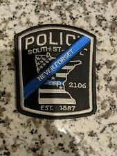 Minnesota Never Forget Police 4 Inch Patch