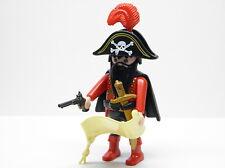 Playmobil Bateau Pirate Equipage - Capitaine Pirate PF770