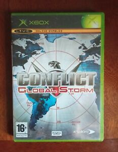 Conflict Global Storm EIDOS Microsoft XBOX