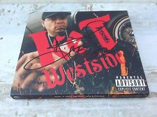 Ice T  Westside signed 2cd body count dj quik Dr. Dre snoop dogg 2pac Jurassic 5
