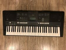 Yamaha Digital Keyboard PSR-E423 61 Keys Synthesizer Piano WORKING  Free shippig