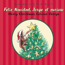 Feliz navidad, Jorge el curioso/Merry Christmas, Curious George (bilingual editi