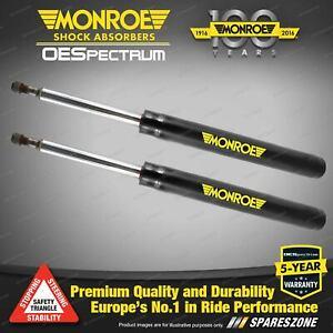 Rear Monroe OE Spectrum Shock Absorbers for Skoda Octavia NE 5E5 Wagon Hatch