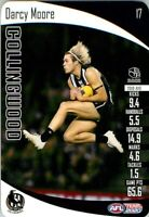 ✺New✺ 2020 COLLINGWOOD MAGPIES AFL Card DARCY MOORE Teamcoach
