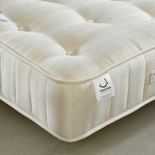 Orthopaedic Open Coil Spring Happy Beds Supreme Ortho Firm Tension Mattress Double (135 X 190 Cm)
