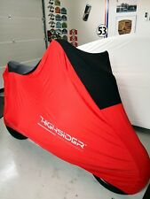 Highsider Motorcycle Indoor Cover L Soft Protection Hat inside Garage Winter