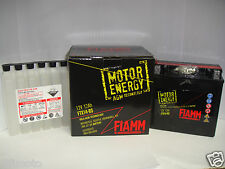 BATTERIA FIAMM MOTOR ENERGY TRIUMPHTiger 9001999-2000