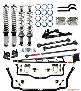 QA1 Level 2 Suspension Kit Handling  Fits 82-92 Chevy Camaro,Pontiac Firebird