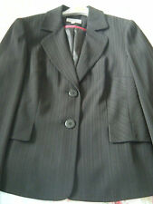 MARKS AND SPENCER BRAND NEW LADIES JACKET SIZE 12 IN BLACK