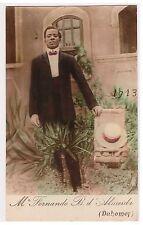 CPA DAHOMEY - PHOTO MR FERNANDO B. d'ALMEIDA - 1913
