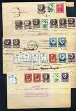 LOTE DE HISTORIA POSTAL PERIODO II REPUBLICA