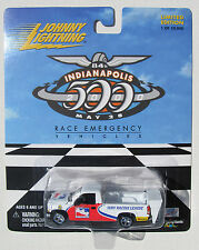 JL INDIANAPOLIS 500 RACE EMERGENCY VEHICLES CHEVY SILVERADO INDY RACING LEAGUE 2