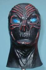 Black Skull Foam Latex Mask Cosplay Halloween Masks