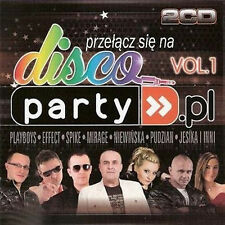 Przelacz Sie Na Disco Vol. 1 (CD 2 disc)  2013 NEW