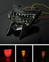 Taillight Black Integrated Turn Signal LED Tail Light For BMW S1000RR HP4 S1000R