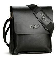 bolsos de cuero para hombre de moda bolsas de negocios casual polo