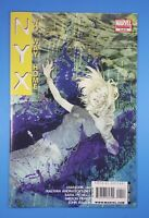 NYX No Way Home #4 (of 6) Marvel Comics X-Men 2009 Marjorie Liu
