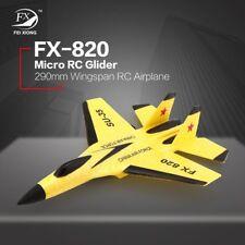 FX FX-820 2.4G Micro Segelflugzeug 290mm Spannweite Fixed Wing RC Flugzeug RTF Q