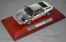 BMW M1 1978 - Silver 1:43 Scale Die Cast Model Car New