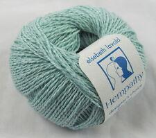 25% OFF! 50g Elsebeth Lavold HEMPATHY Hemp Cotton Modal Yarn Color #077- 153 yds