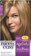 Clairol Nice 'n Easy Age Defy Permanent Hair Colour - 8G Medium Golden Blonde