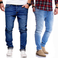 JACK & JONES Jeans Hose Slim Fit Röhrenjeans GLENN Chinohose Herrenjeans NEU