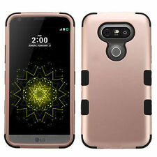 Gold Fitted Case for LG