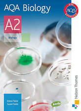 AQA Biology A2 Student Book ( A Level ) - Glenn Toole
