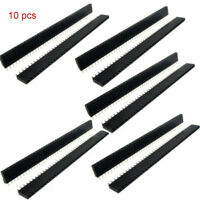 New 10PCS 40Pin 2.54mm Single Row Straight Female Pin Header Strip PBC Ardunio