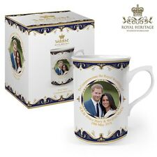 Prince Harry & Meghan Markle Royal Wedding China Mug 19th May 2018
