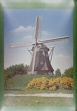 CPA Holland Aalden Windmill Moulin a Vent Windmühle Molin Mill Wiatrak w228