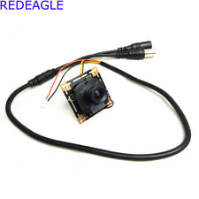 CCTV Mini 700TVL CMOS Color Security Camera PCB Board Module with IR-CUT Filter