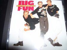 Big Fun Pocketful Of Dreams Japan Promo CD SAW PWL – Like New